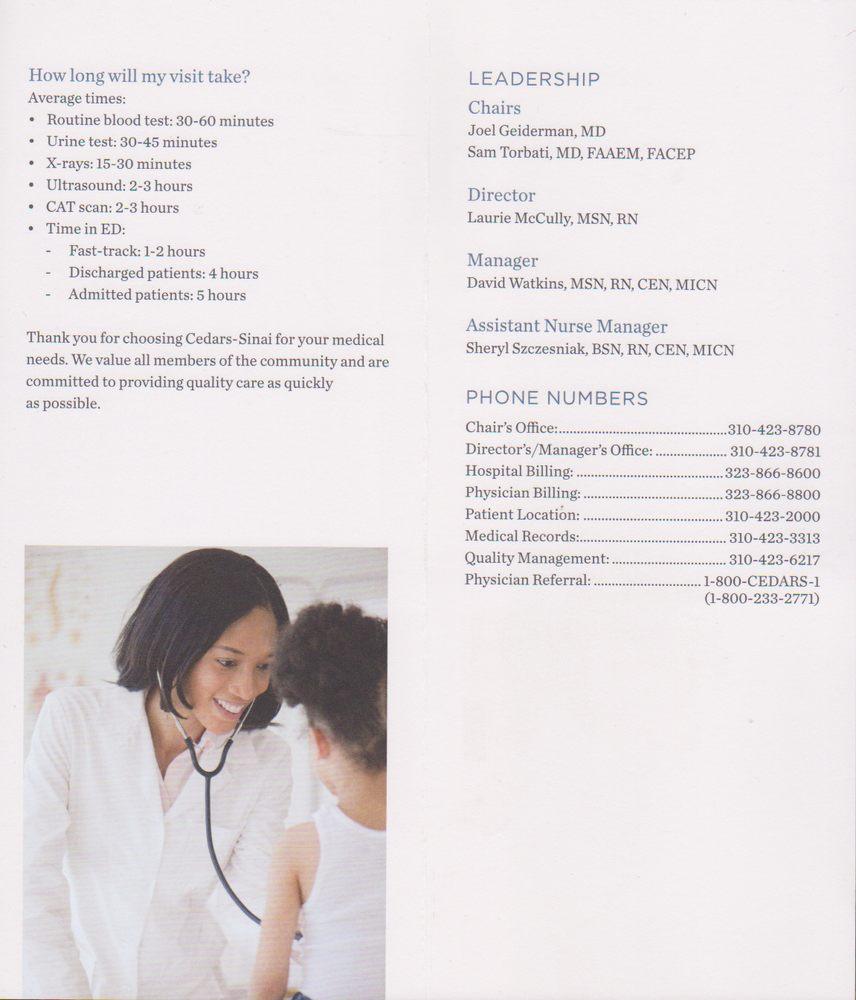 Cedars-Sinai Medical Center - 288 Photos & 629 Reviews