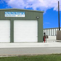 Incroyable Photo Of Big Boy Toy Storage   Boothville Venice, LA, United States