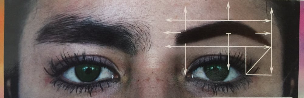 Measurements For Perfect Eyebrows Yelp
