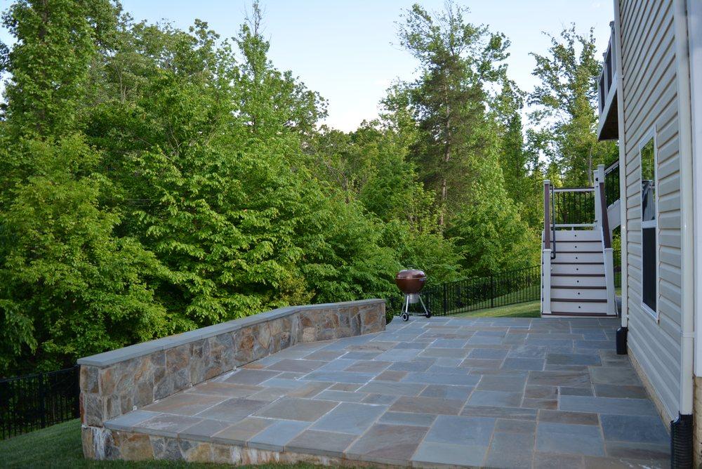 Mottern Masonry Design: 2526 Flint Hill Rd, Vienna, VA