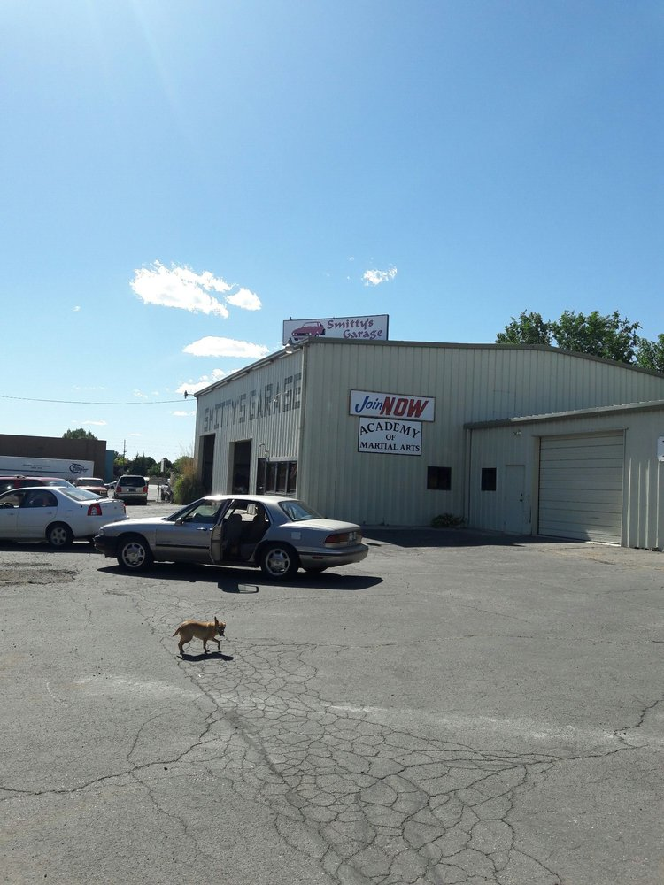 Smitty's Garage: 3224 US Hwy 6, Clifton, CO