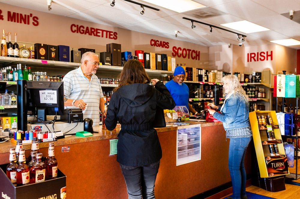 King City Liquor Store: 15745 SW 116th Ave, King City, OR