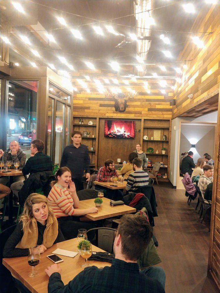Garth's Brew Bar: 1726 Monroe St, Madison, WI