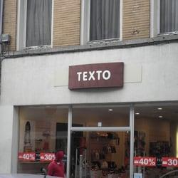 4ed6fea466f6d0 Texto - Magasins de chaussures - Chaussée d'Ixelles 88, Saint ...