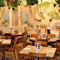 Photo Of Luciano Italian Restaurant Oakton Va United States Back Dining Room