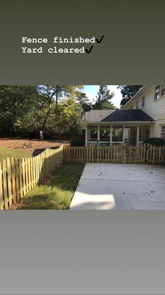 Atlanta Fence Doctor: 166 Young Rd, Cartersville, GA