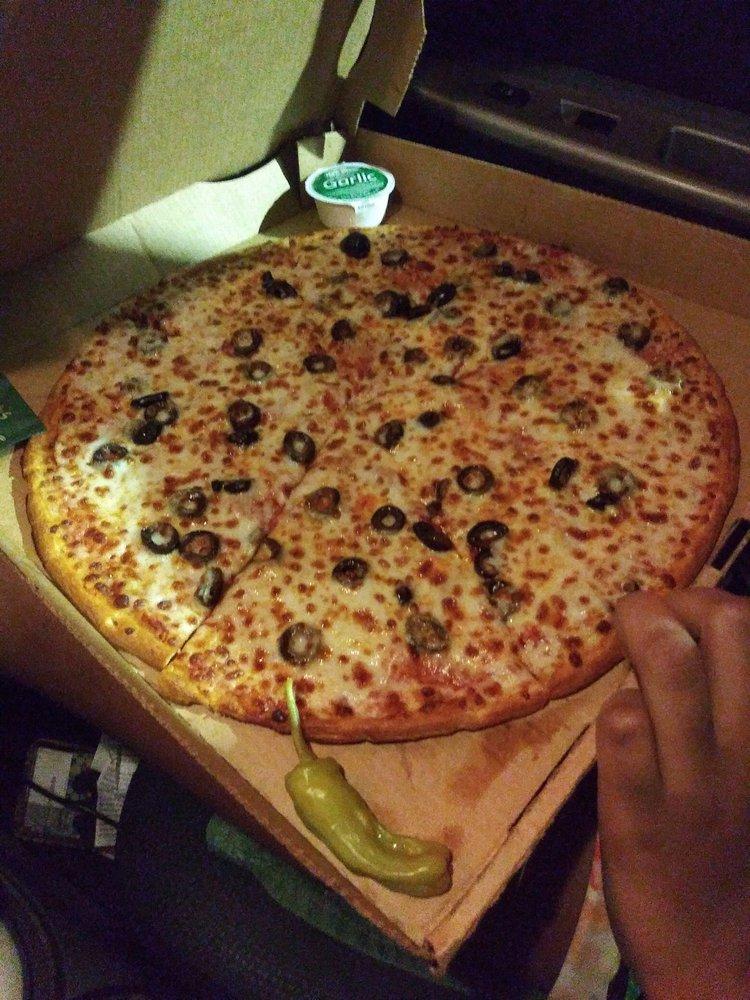 Papa John's Pizza: 3118 William Few Parkway, Evans, GA
