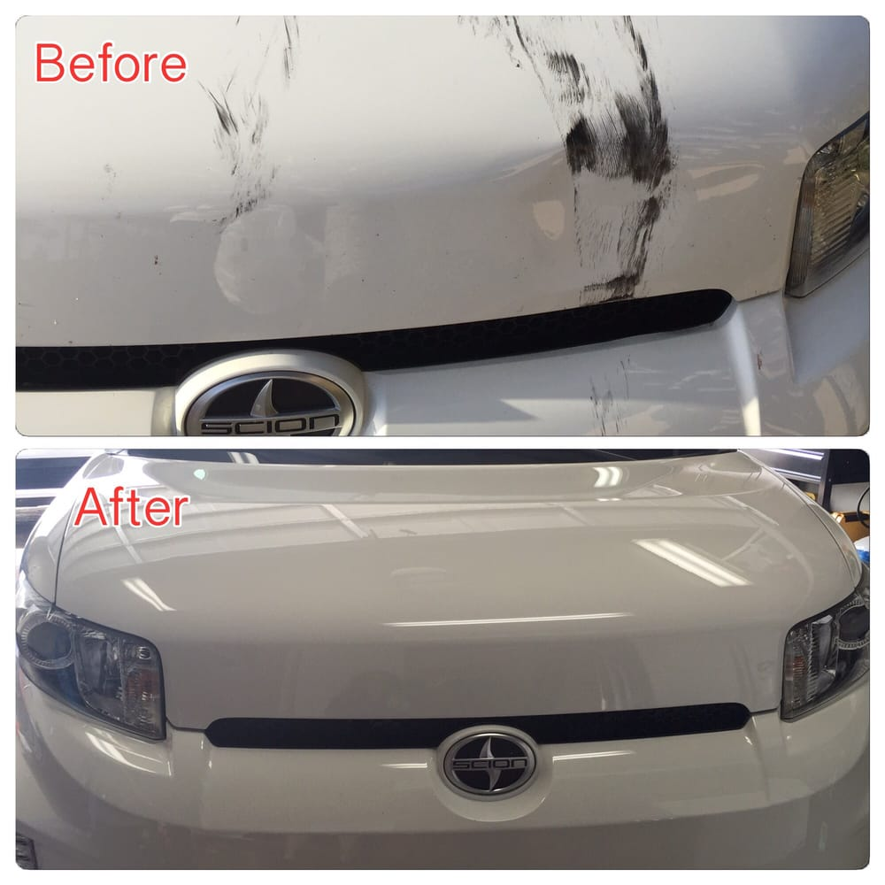 A plus auto body paint 11 photos 41 reviews body for Auto paint shop las vegas