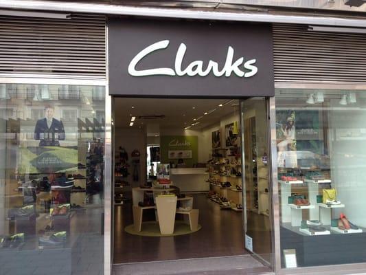 Clarks Zapaterías Calle de Fuencarral, 119, Chamberí