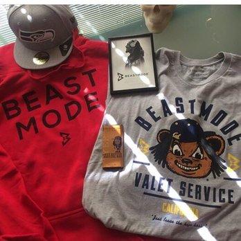 Beast Mode Clothing Store Oakland