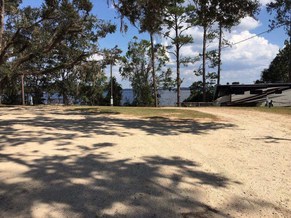 Pat Thomas Park: Lk Talquin, Quincy, FL