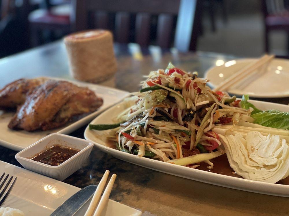 E-Saan Thai Sushi: 1106 Herndon Pkwy, Herndon, VA
