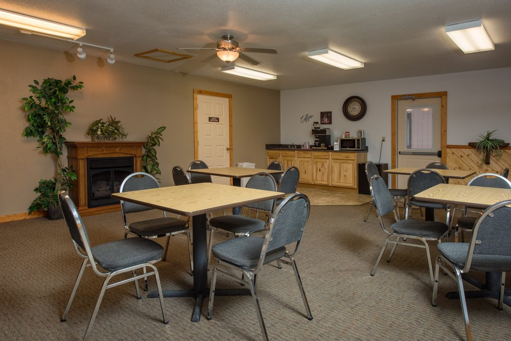 Crossroads Inn: 102 US-18, Martin, SD