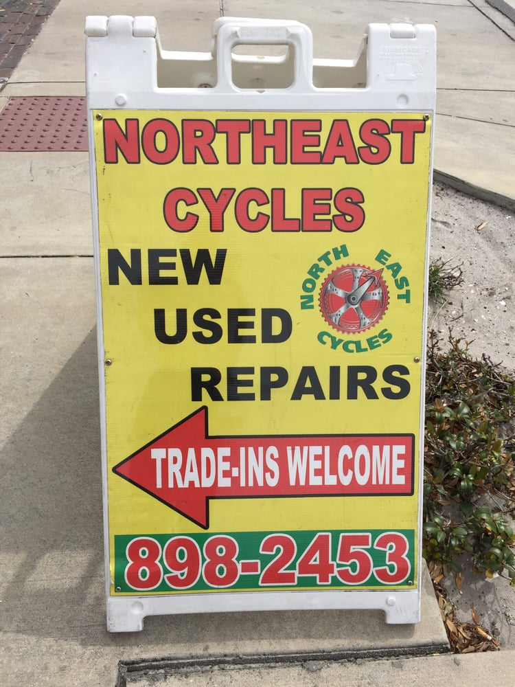 Northeast Cycles: 1115 4th St N, St. Petersburg, FL