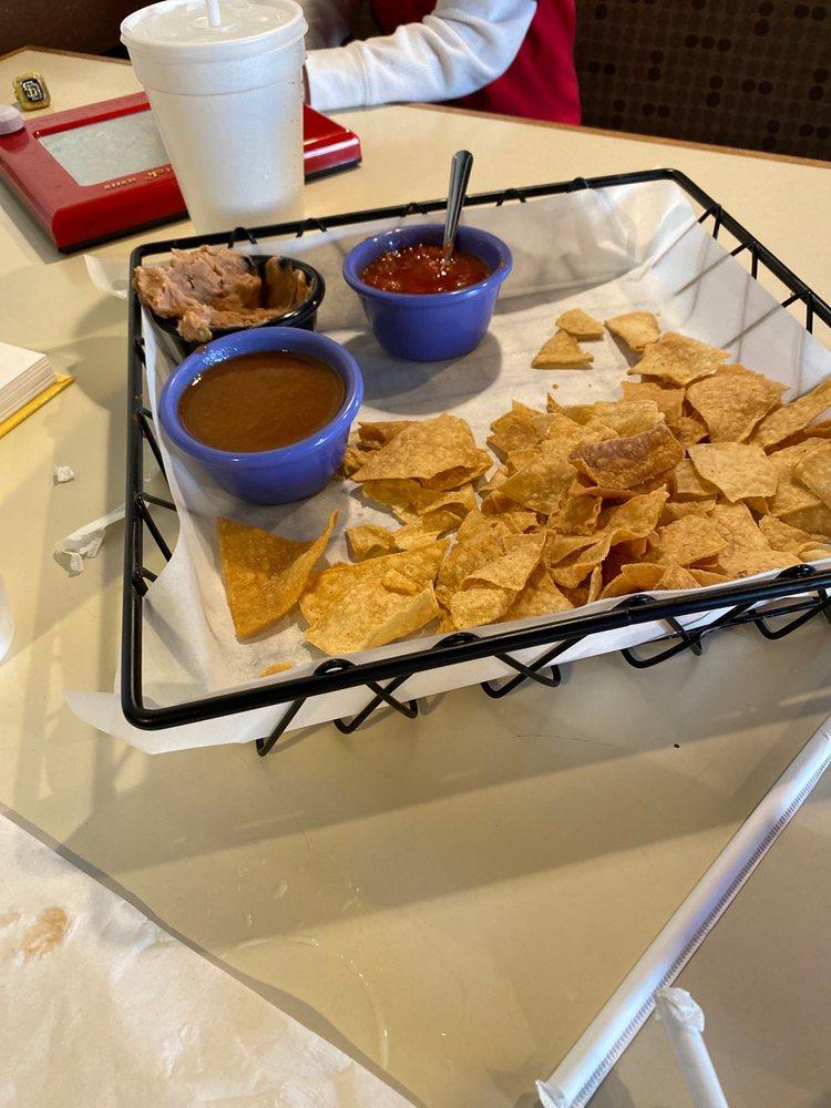 El Charro Restaurant: 601 W Main St, Safford, AZ