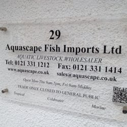 Aquascape Fish Imports Ltd - 17 Photos - Pets - 29 Highbridge Road
