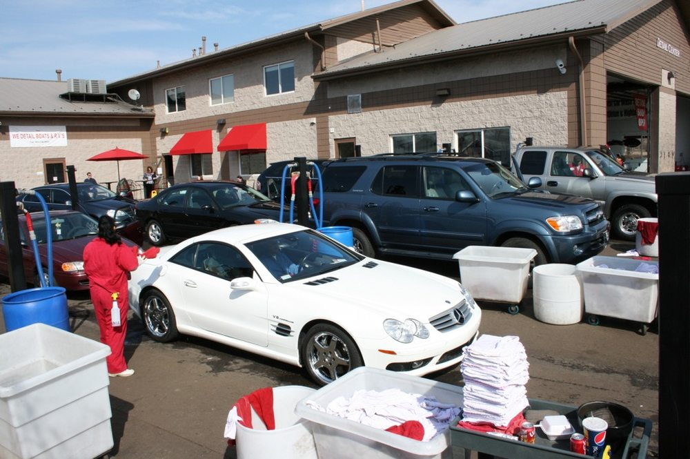 Jazz Car Wash Santa Fe