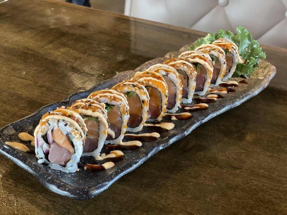 Rice N Spice Thai Sushi: 12990 Hwy 9, Milton, GA