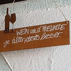 Alte Münze Weinstube 18 Fotos Weinbar Langgasse 2a Wachenheim