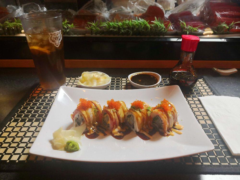 Tokyo Belly Sushi: 1000 Pocatello Creek Rd, Pocatello, ID