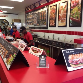 Photo Of Firehouse Subs   Annandale, VA, United States