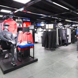01bb50fc2349d Go sport - Vêtements de sport - Centre commercial de la Vache Noire ...