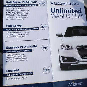 mister car wash 29 photos 90 reviews car wash 9995 e adamo dr tampa fl united states. Black Bedroom Furniture Sets. Home Design Ideas