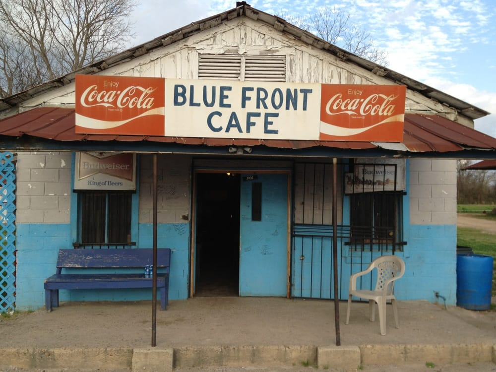 Blue Front Cafe: 107 E Railroad Ave, Bentonia, MS