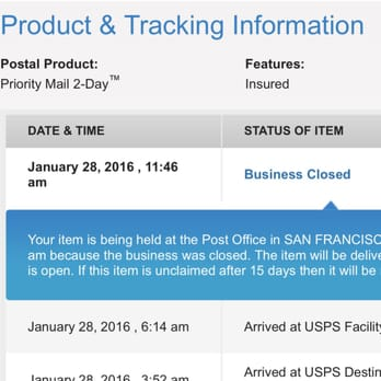 United states post office tracking best not only does the postal service offer highly - Post office tracking mail ...