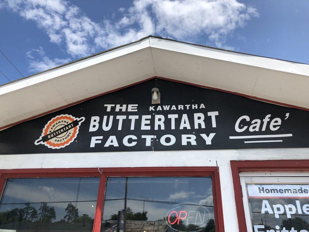 Kawartha Buttertart Factory
