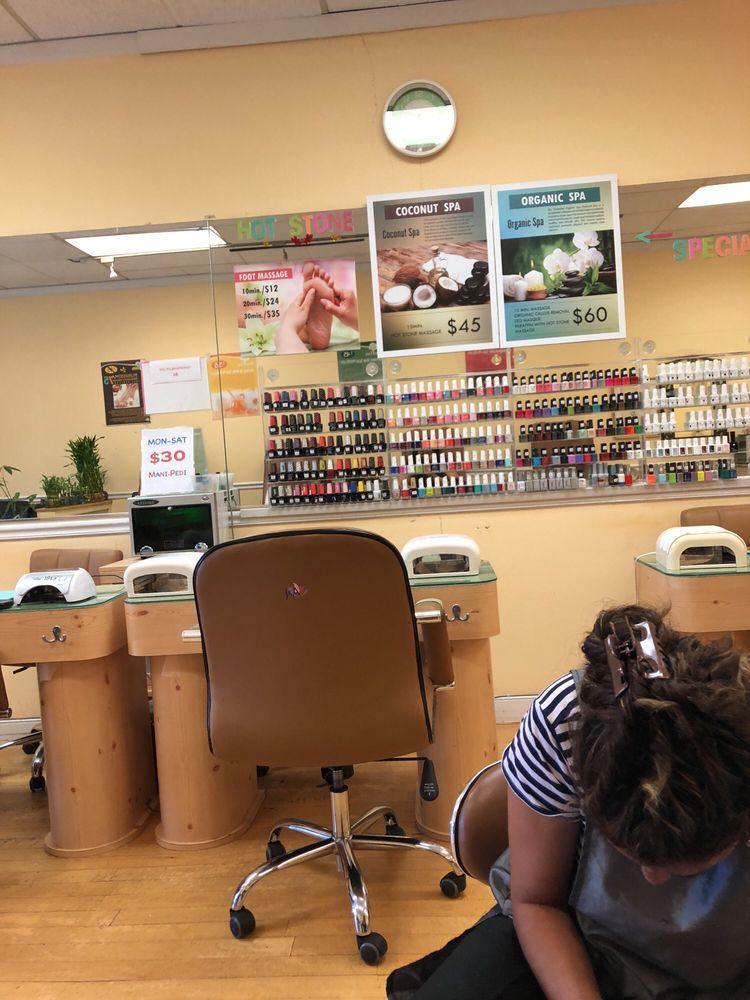 Chroma Nails: 271 US 46 W, Mine Hill Township, NJ