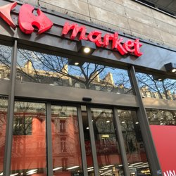 Carrefour Market Supermarches 37 Rue De Lyon Bercy Paris
