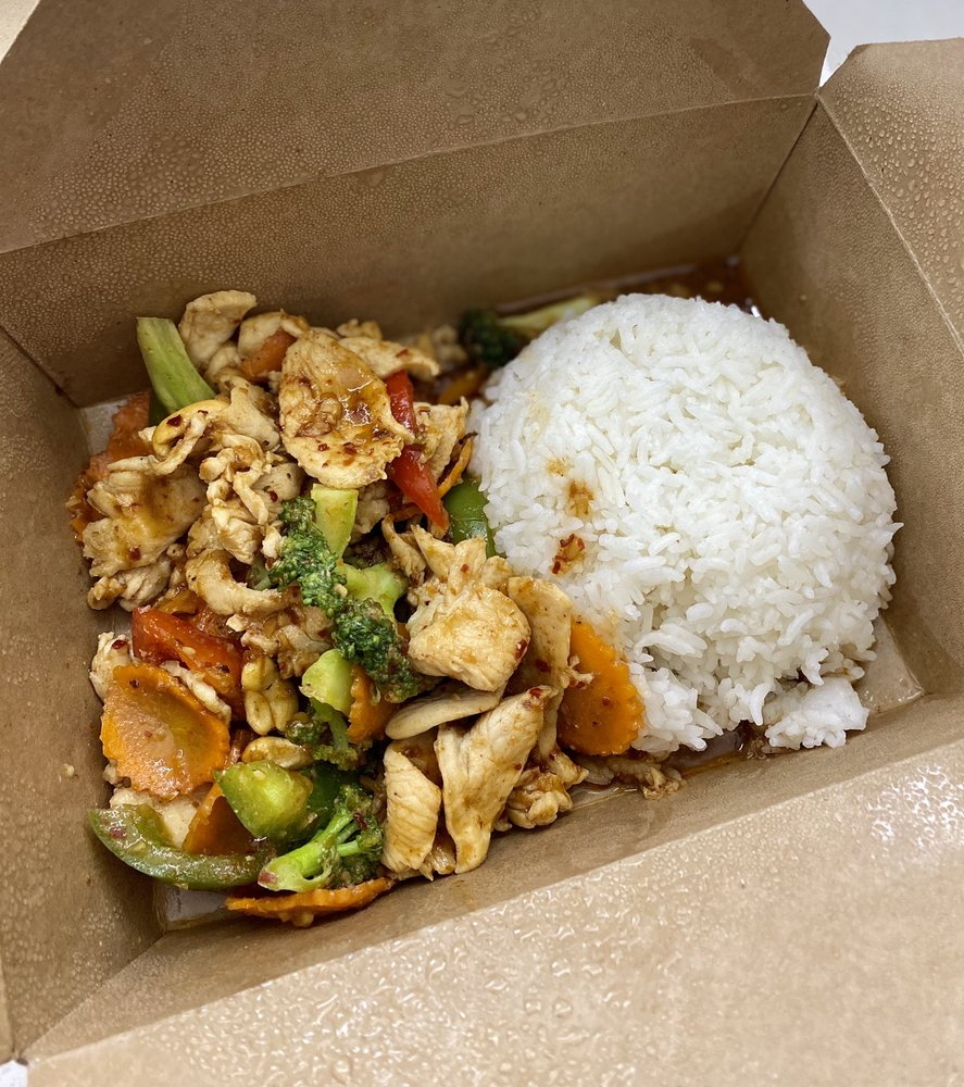 Khob Khun Thai Food: 29785 Ellensburg Ave, Gold Beach, OR