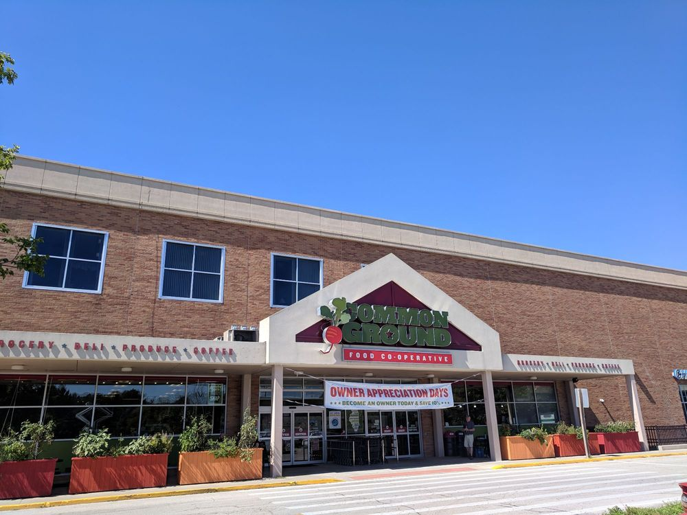 Photo of Common Ground Food Co-Op: Urbana, IL