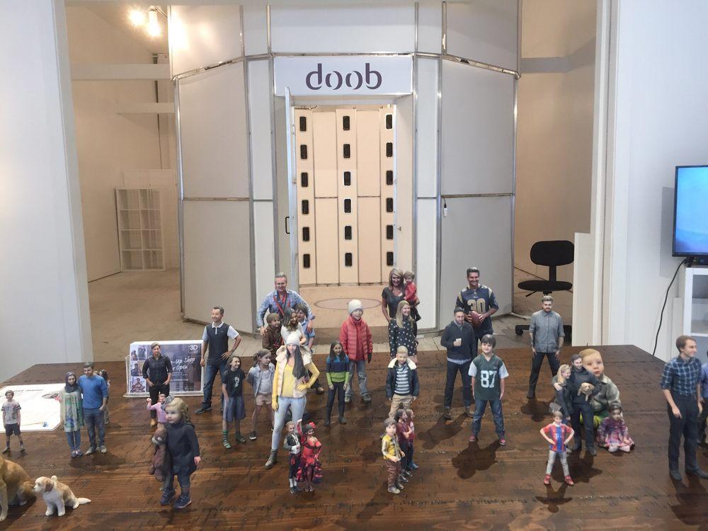 doob 3D Technology: 1895 Union St, San Francisco, CA