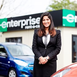 Enterprise Rent A Car Heathrow Directions