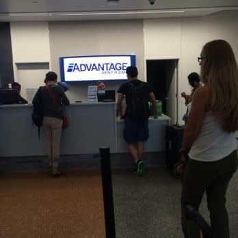 Advantage Rental Car Boston Airport Reviews