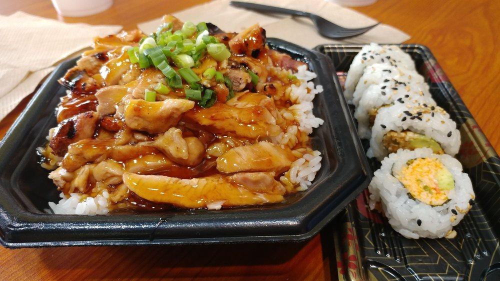 Kiyoshi Teriyaki & Sushi: 2510 E Hunt Hwy, San Tan Valley, AZ