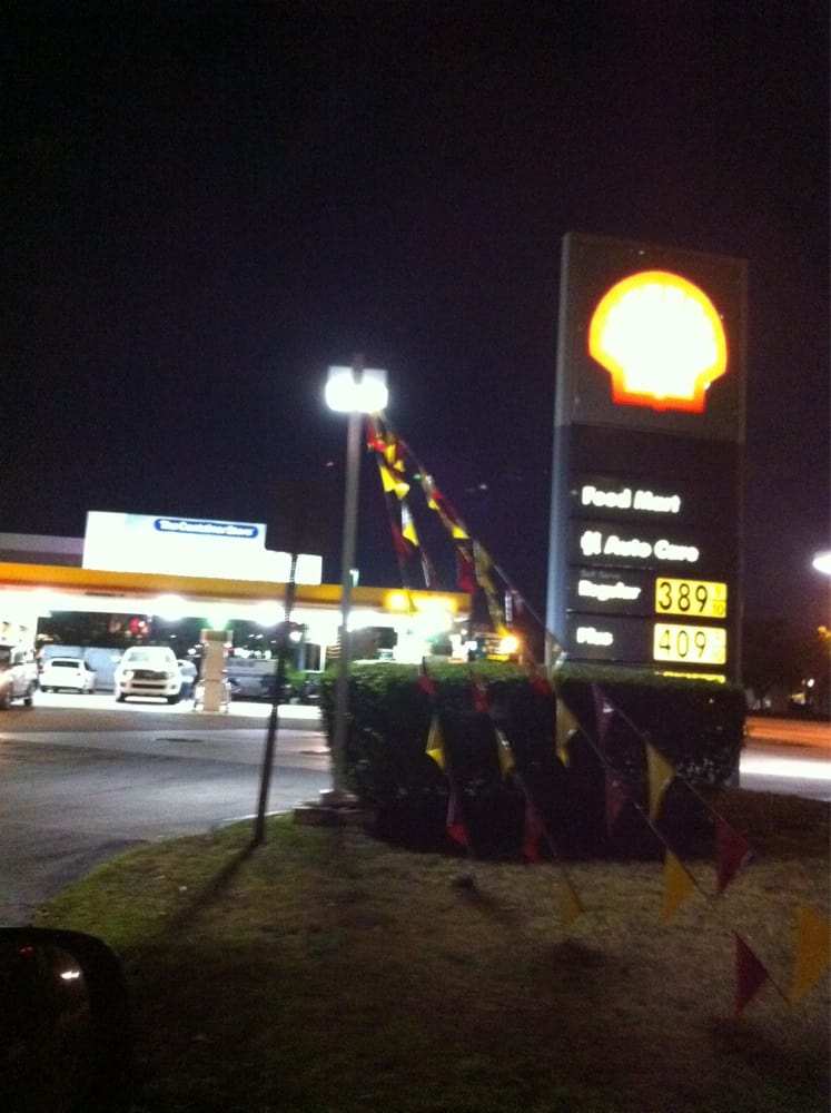 Alan's Shell: 8033 S Dixie Hwy, Miami, FL