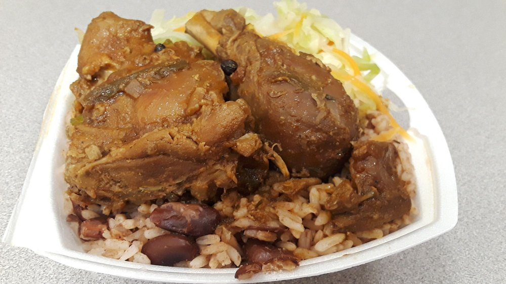 Bentley's Little Jamaica Cuisine: 29 W Main St, Meriden, CT