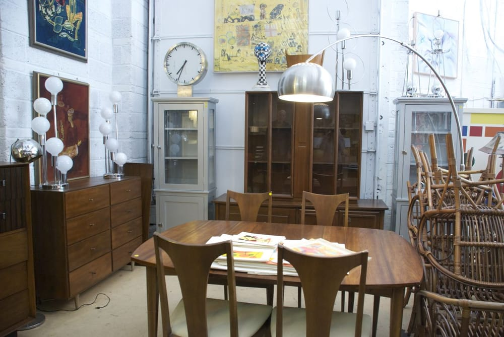 Mid Century Furniture Warehouse Antiques 1701 N 2nd St
