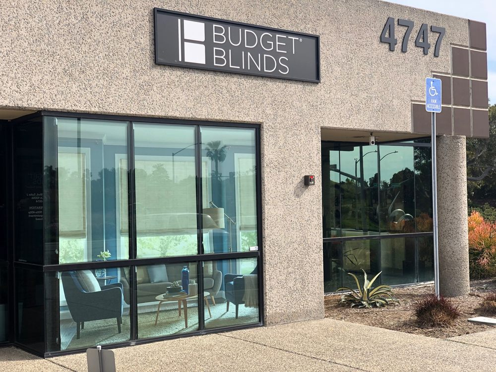Budget Blinds of North County San Diego