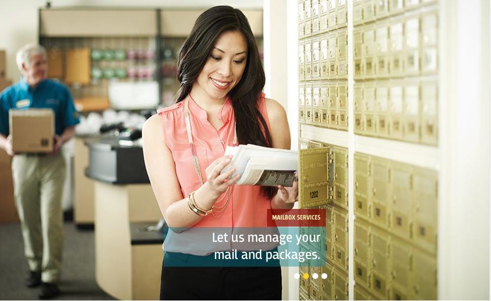 The UPS Store: 4960 S Gilbert Rd, Chandler, AZ