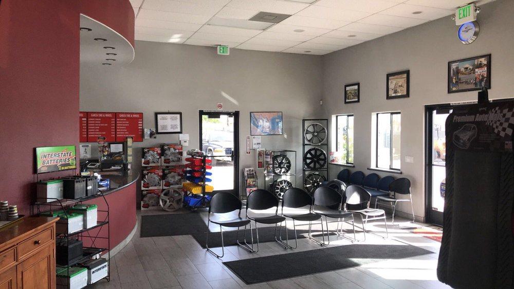 Garza Tire & Wheel: 6886 Santa Fe Dr, Winton, CA