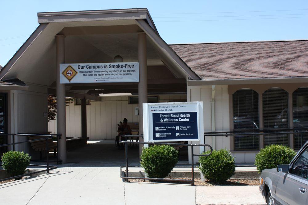 Adventist Health Sonora - Forest Road Walk-In Clinic   193 Fairview Ln Ste C, Sonora, CA, 95370   +1 (209) 536-5130