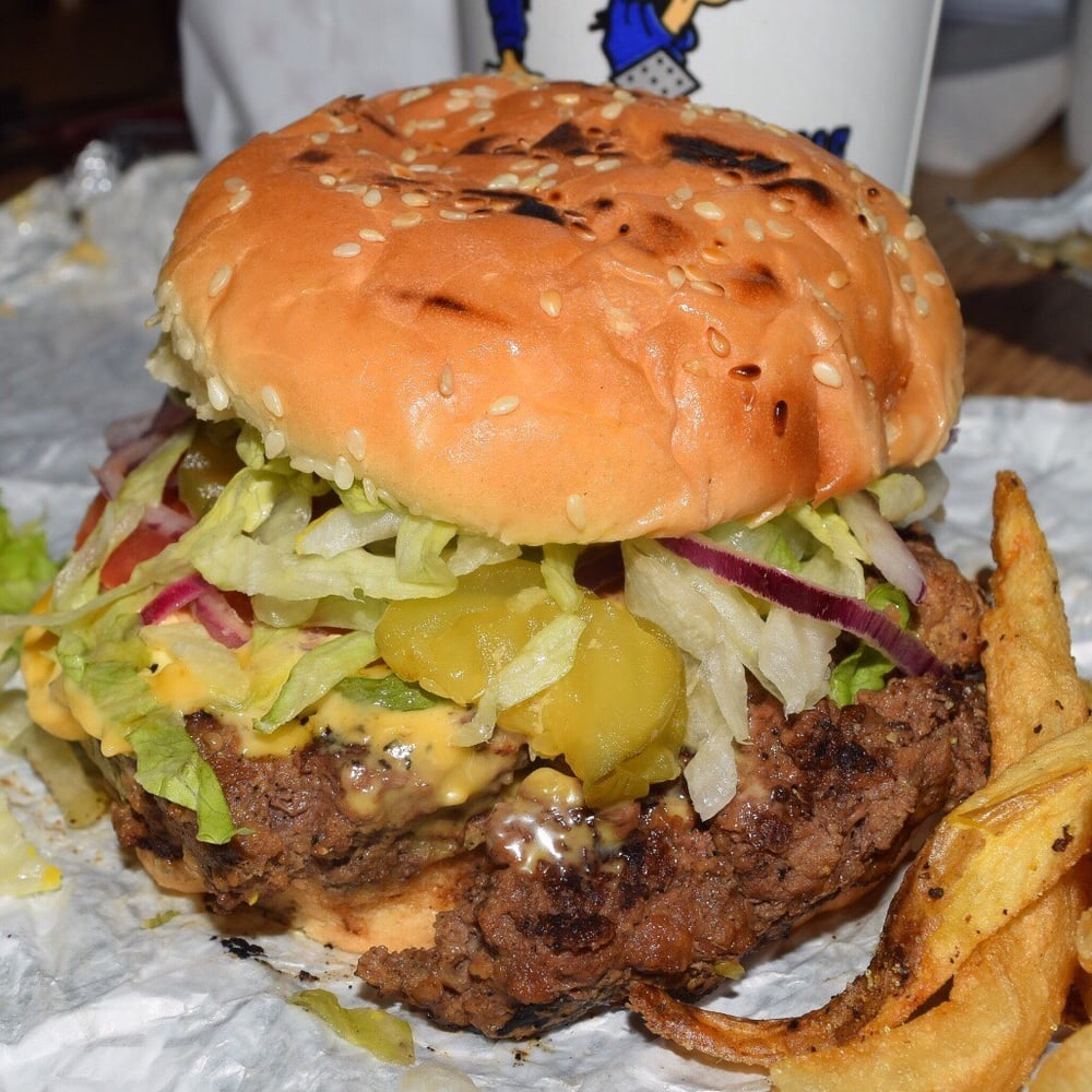 pt's olde fashioned grille - 30 photos & 33 reviews - burgers - 5916
