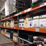 COSTCO LIQUOR STORE