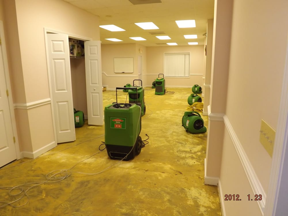 SERVPRO of Davie & Yadkin Counties: 372 W. Maple St Ste A, Yadkinville, NC