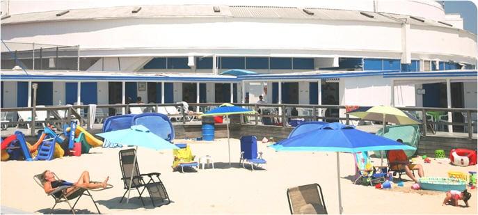 Photo Of The Sands Beach Club Atlantic Ny United States