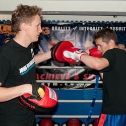 John Orchard KickBoxing Training - Kickboxing - 205